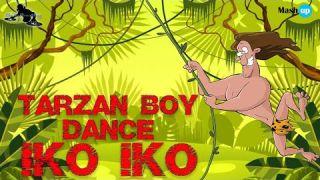 Tarzan boy dance iko iko- Baltimora Vs Dj Ross Vs Justin Wellington-Paolo Monti tik tok mashup 2021